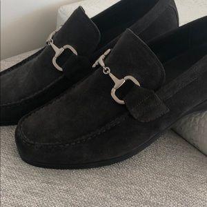 Brand New Men's Calvin Klein Suede Loafers